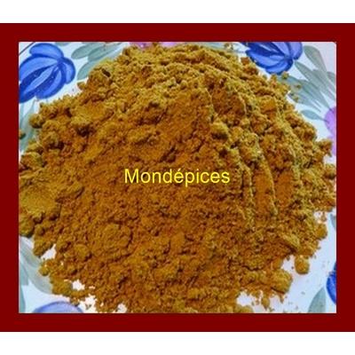 Curry de madras