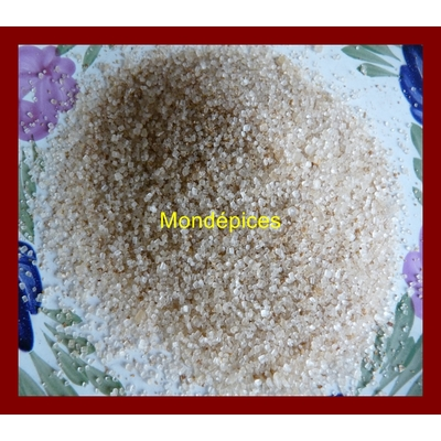 Sucre roux coriandre (COM)