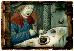 hypocras-medieval photo