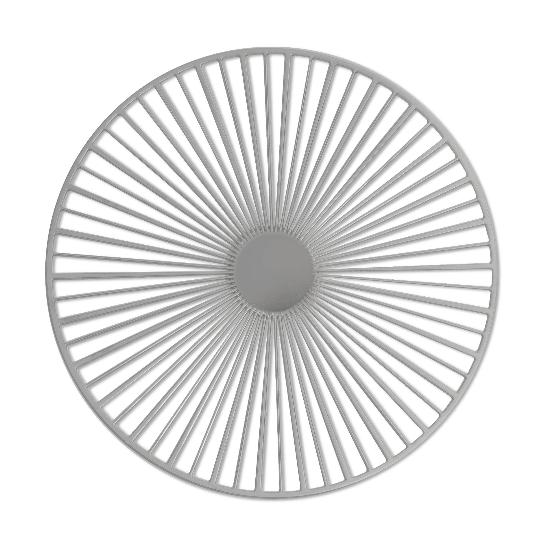 broche magnétique Solar - grande mat - Design Constance Guisset
