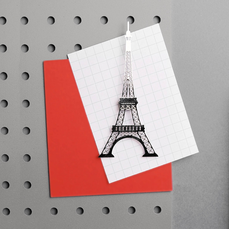 magnet en métal - Tour Eiffel