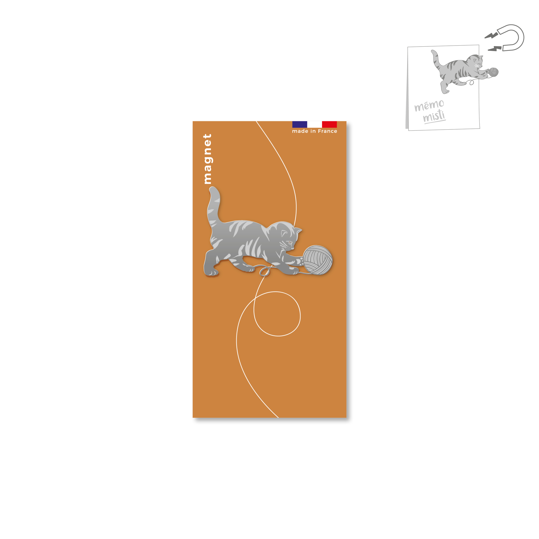 magnet en métal - Msiti