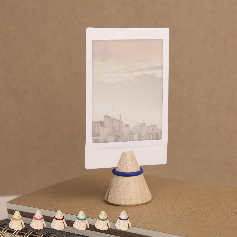 pince photo & mémo - couleur