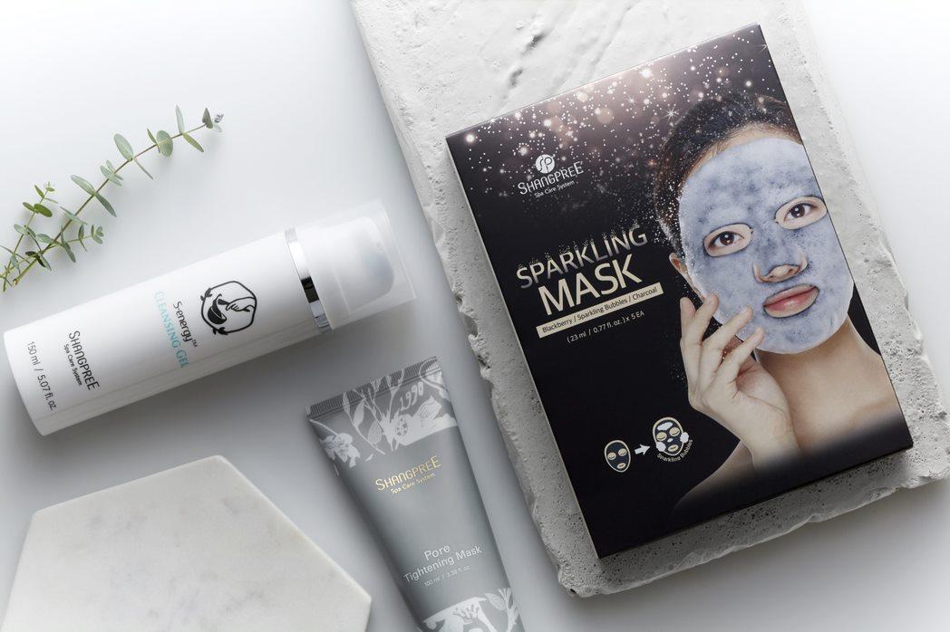 masque à bulles nettoyage des pores de la peau_1