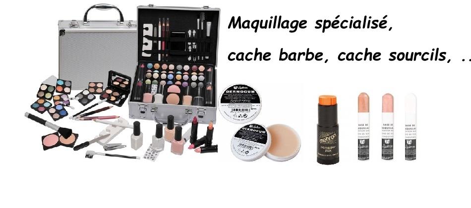 maquillage travesti
