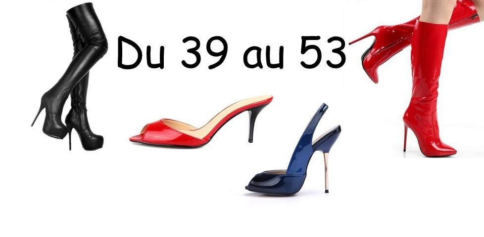 Chaussures travestie