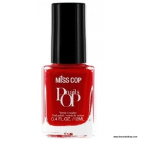 VERNIS A ONGLES ROUGE RUBIS