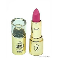 ROUGE A LEVRES MAT ROSE INTENSE