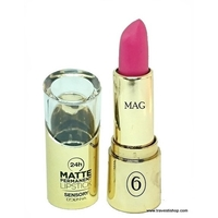 ROUGE A LEVRES MAT ROSE GLAMOUR