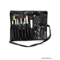 SET 7 PIECES PINCEAUX MAQUILLAGE