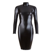ROBE MOULANTE SEXY BRILLANTE S AU XL