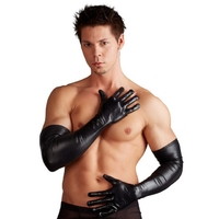 GANTS WETLOOK M-XL