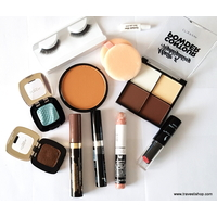 KIT MAQUILLAGE 11 PIECES