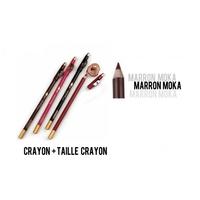 CRAYON MOKA 3 EN 1 ET TAILLE CRAYON
