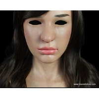 MASQUE FEMINISATION SILICONE RUBBER DOLLS ULTRA REALISTE SF-N14