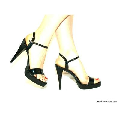 sandales travesti 43