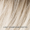 1-LIGHT CHAMPAGNE ROOTED