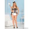 costume-4-pieces-sensual-maid-body-imitation-tablier-bracelets-tour-de-cou-bandeau