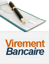 virement ou cheque
