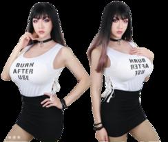 faux seins pour travestie