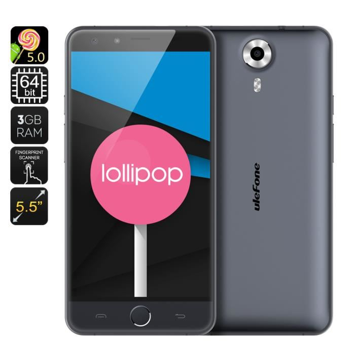 Ulephone Be Touch Android 5.0