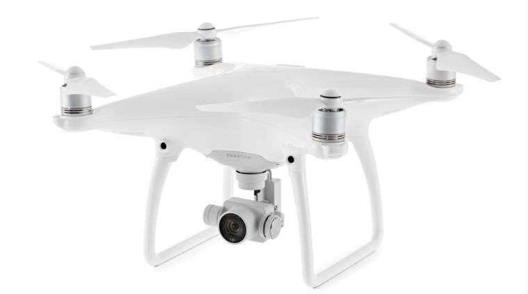 DJI Phantom 4 Advanced et Advanced plus