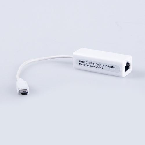 ADAPTATEUR ETHERNET MINI USB