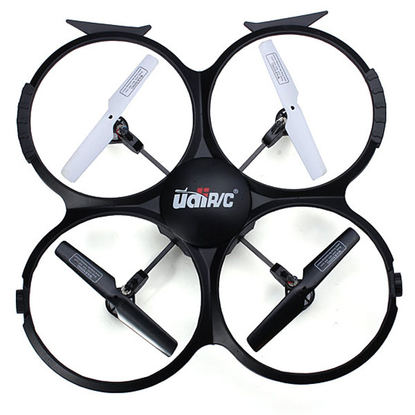 UDI U818A 4Voies 6-Axes Quadcopter RC UFO 2.4GHz RTF