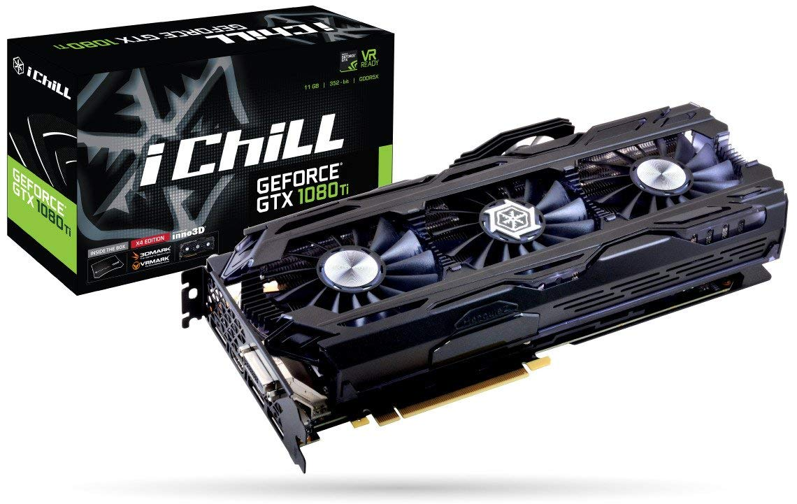 carte graphique iChill GeForce GTX 1080 Ti X4