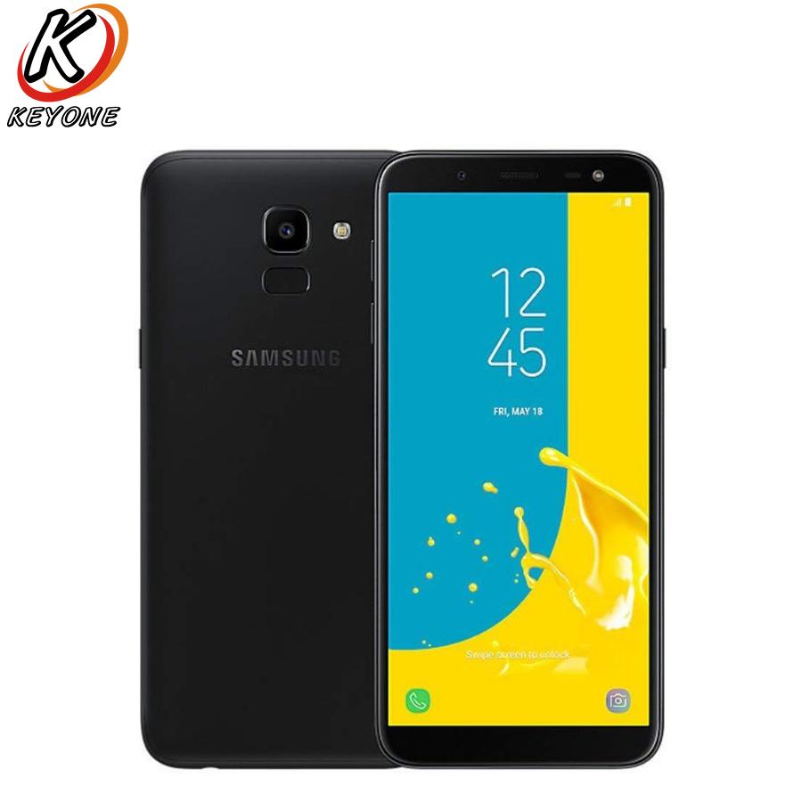 SAMSUNG Galaxy J6 - Double SIM