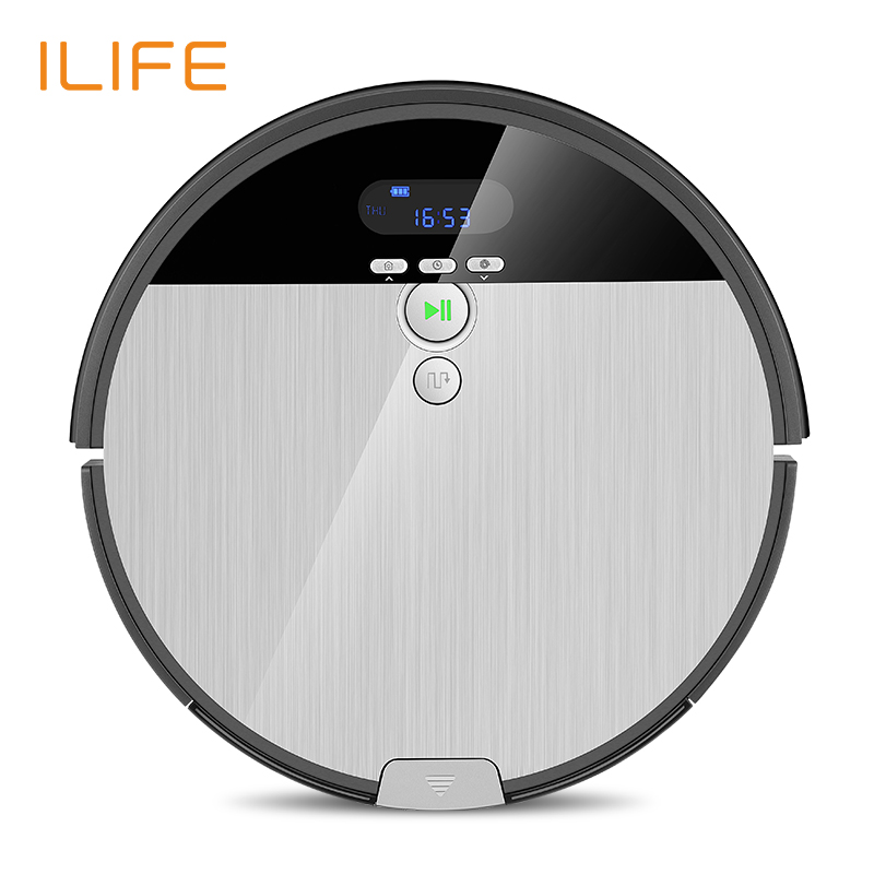 ILIFE-New-Product-V8s-Robotic-Vacuum-Cleaner-Wet-and-Dry-mode-Smarter-technical-cleaning