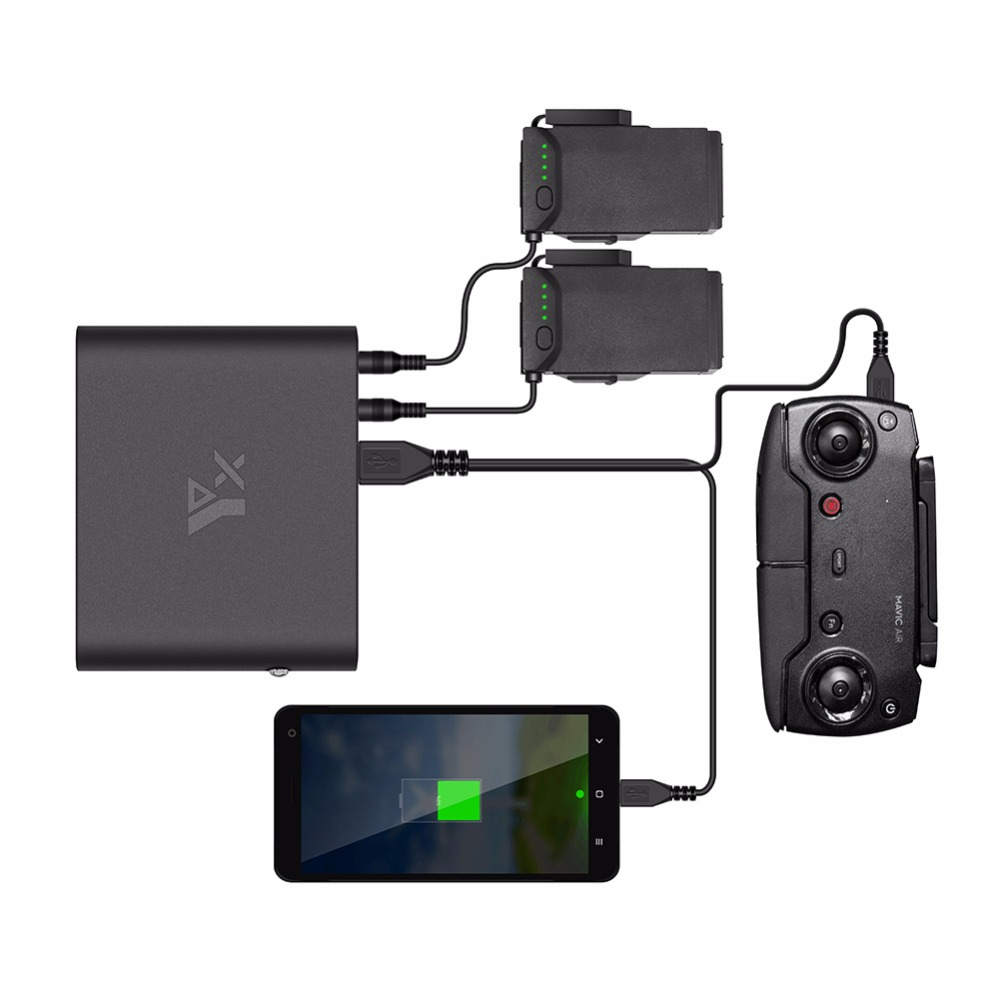 powerbank pour dji mavic air