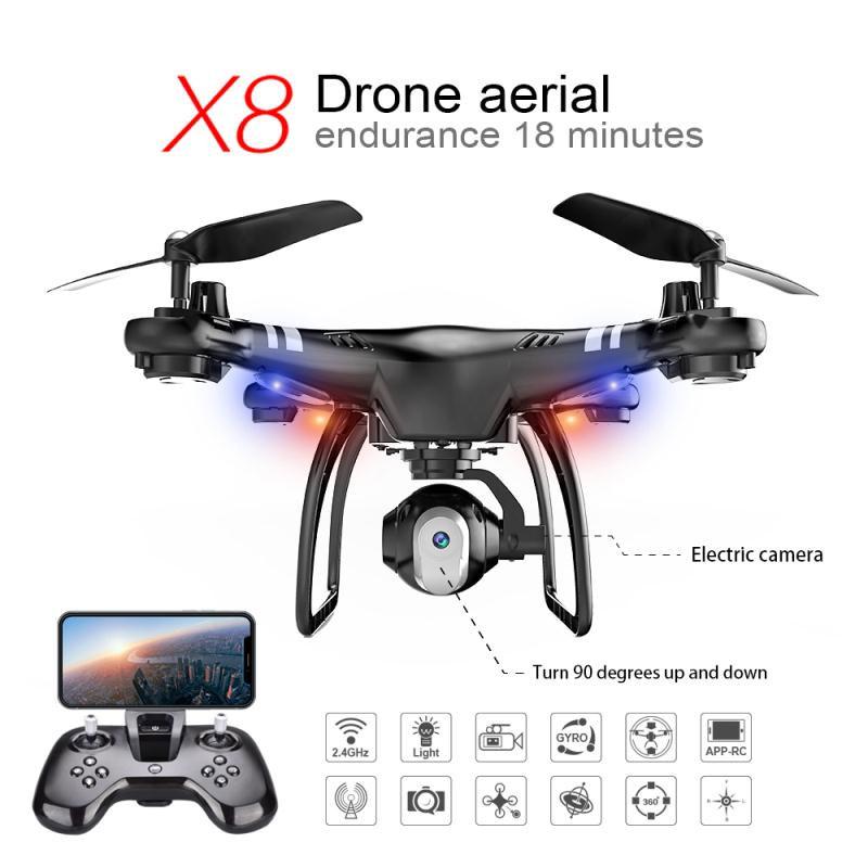 drone lensoul x8