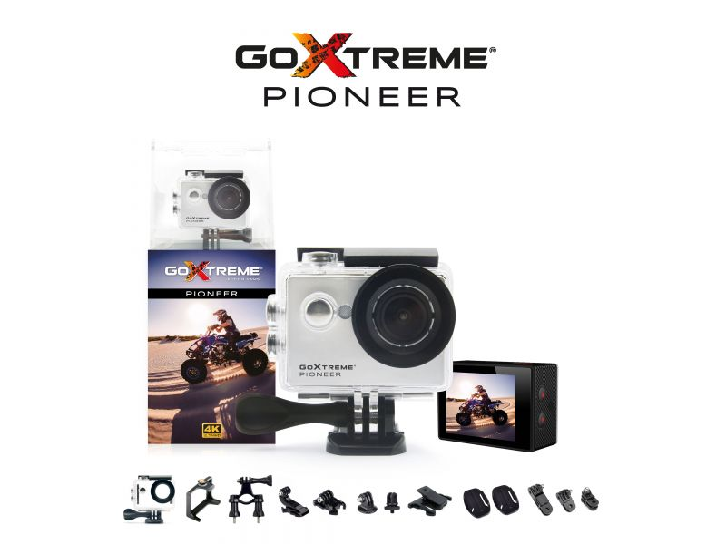 Easypix GoXtreme Pioneer Vision 4k Ultra HD