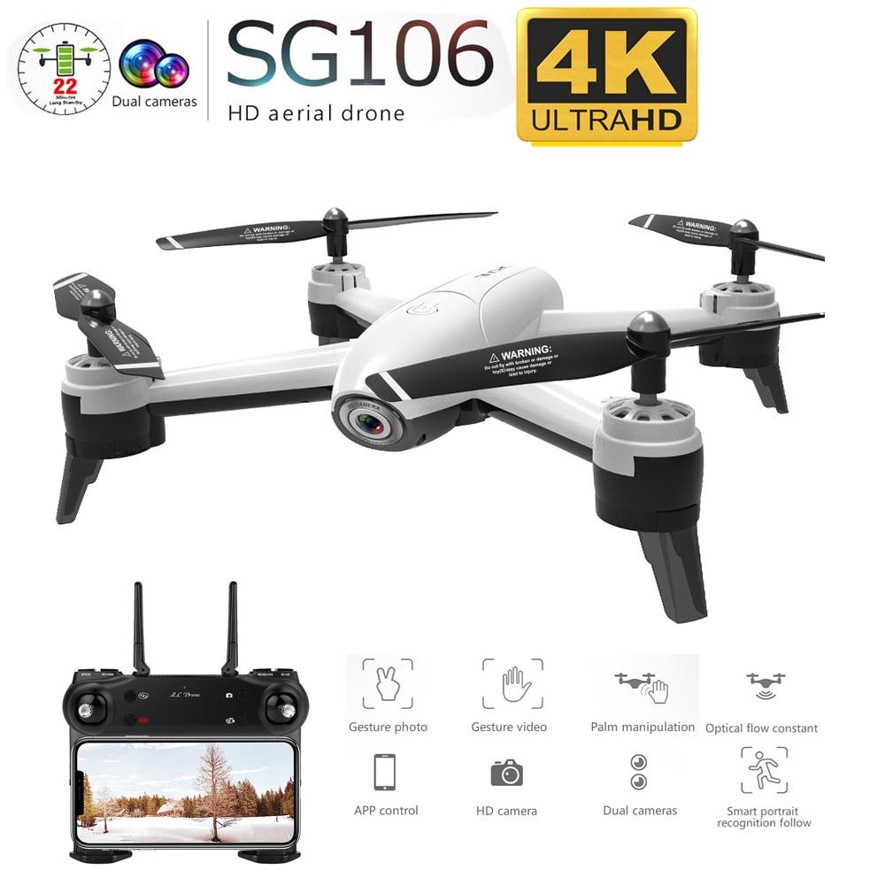 SG106-WiFi-FPV-RC-Drone-4-K-cam-ra-flux-optique-1080-P-HD-double-cam