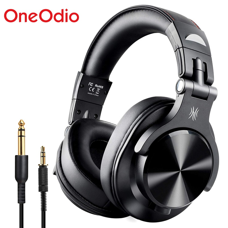 Casque audio Bluetooth Fusion OneOdio