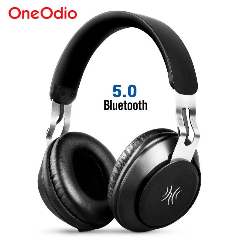 casque Oneodio sans fil Bluetooth 5.0 avec micro