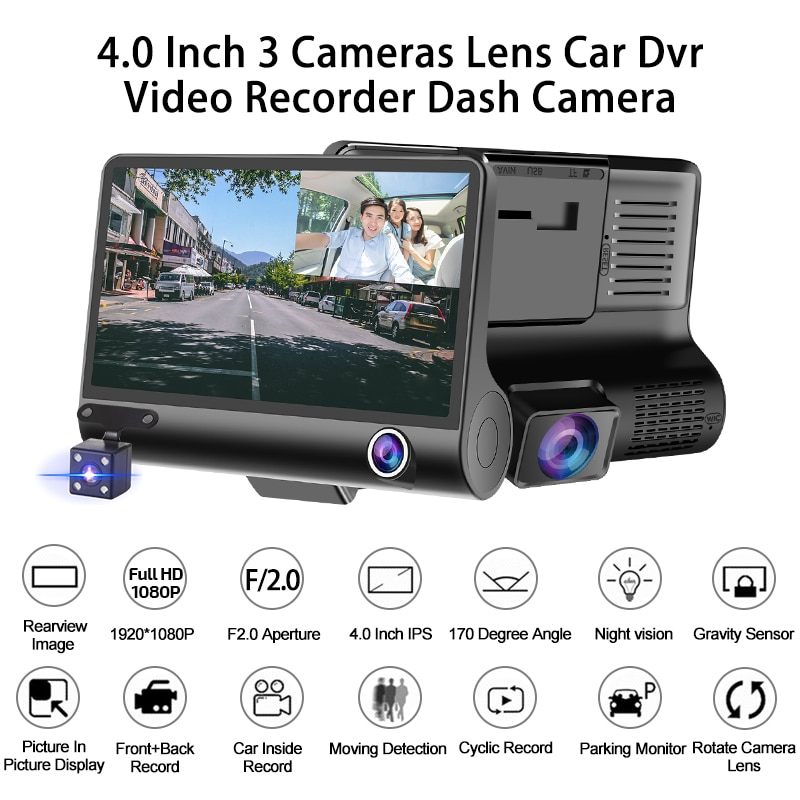 dashcam E-ACE B28