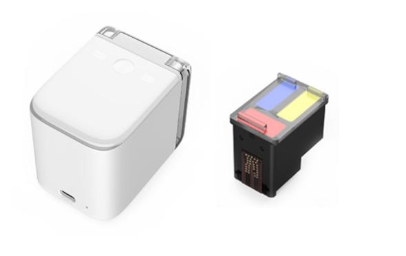 imprimante électrothermique mobile