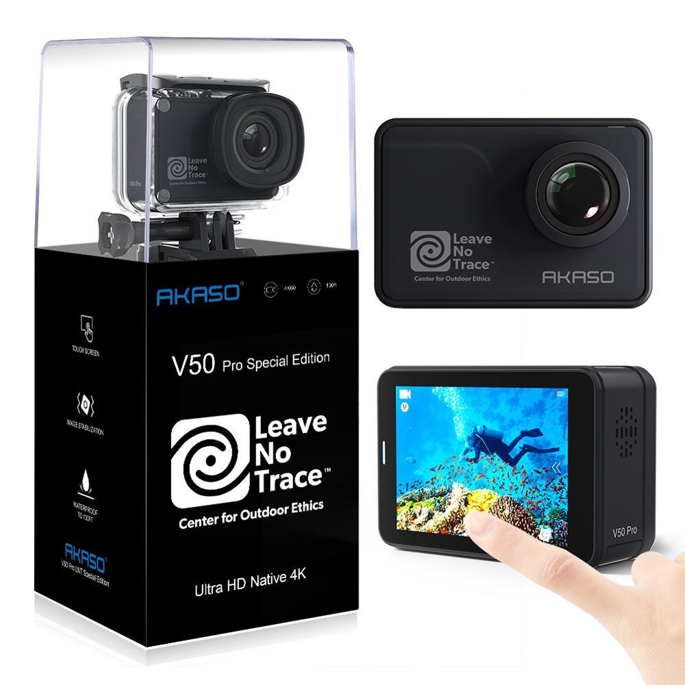 caméra AKASO sport V50 Pro Action