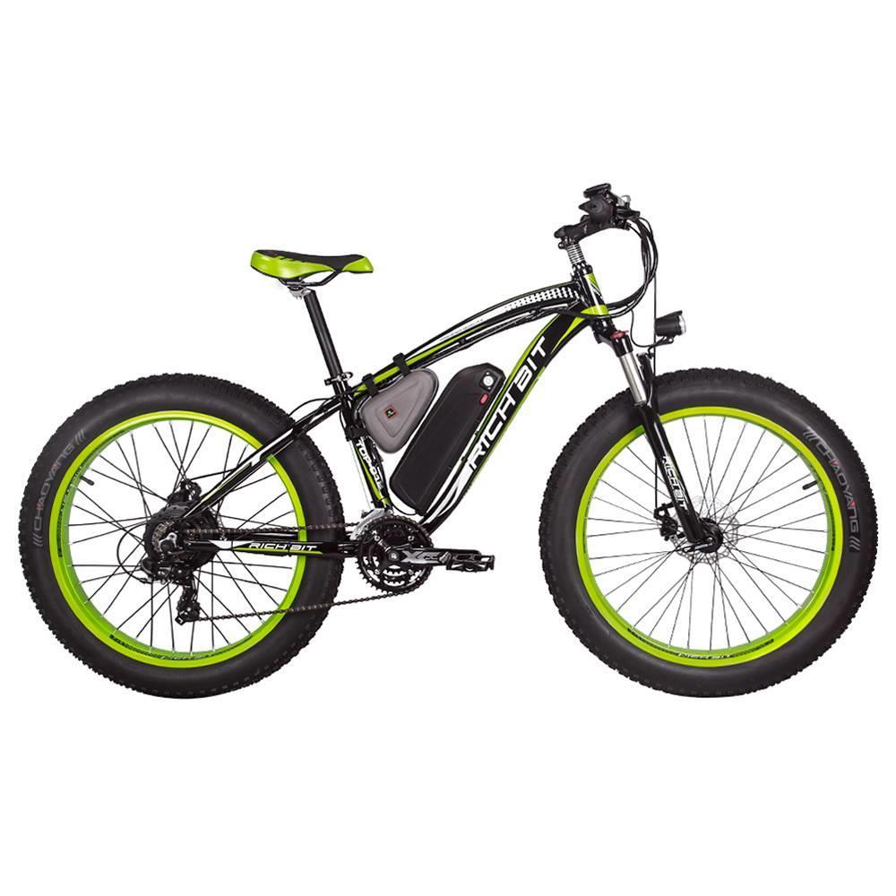 RICH BIT Top-022 VTT électrique