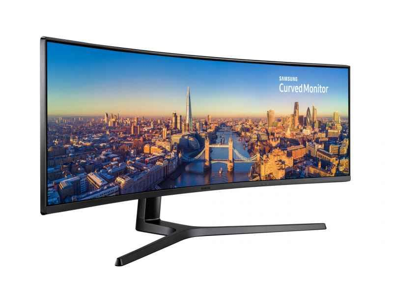 Samsung Curved Ultra-Wide Moniteur 49 LC49J890DKU.