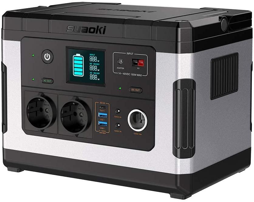 suaoki G500 500wh