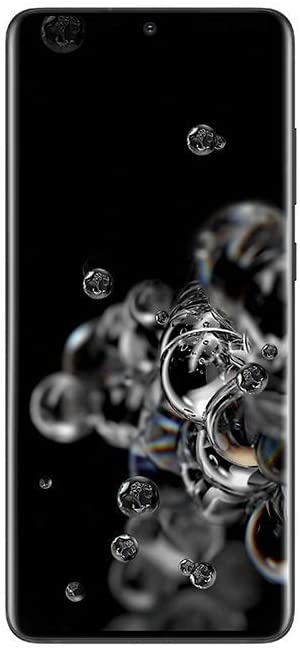 Samsung Galaxy S20 Ultra 5G 128Go Noir