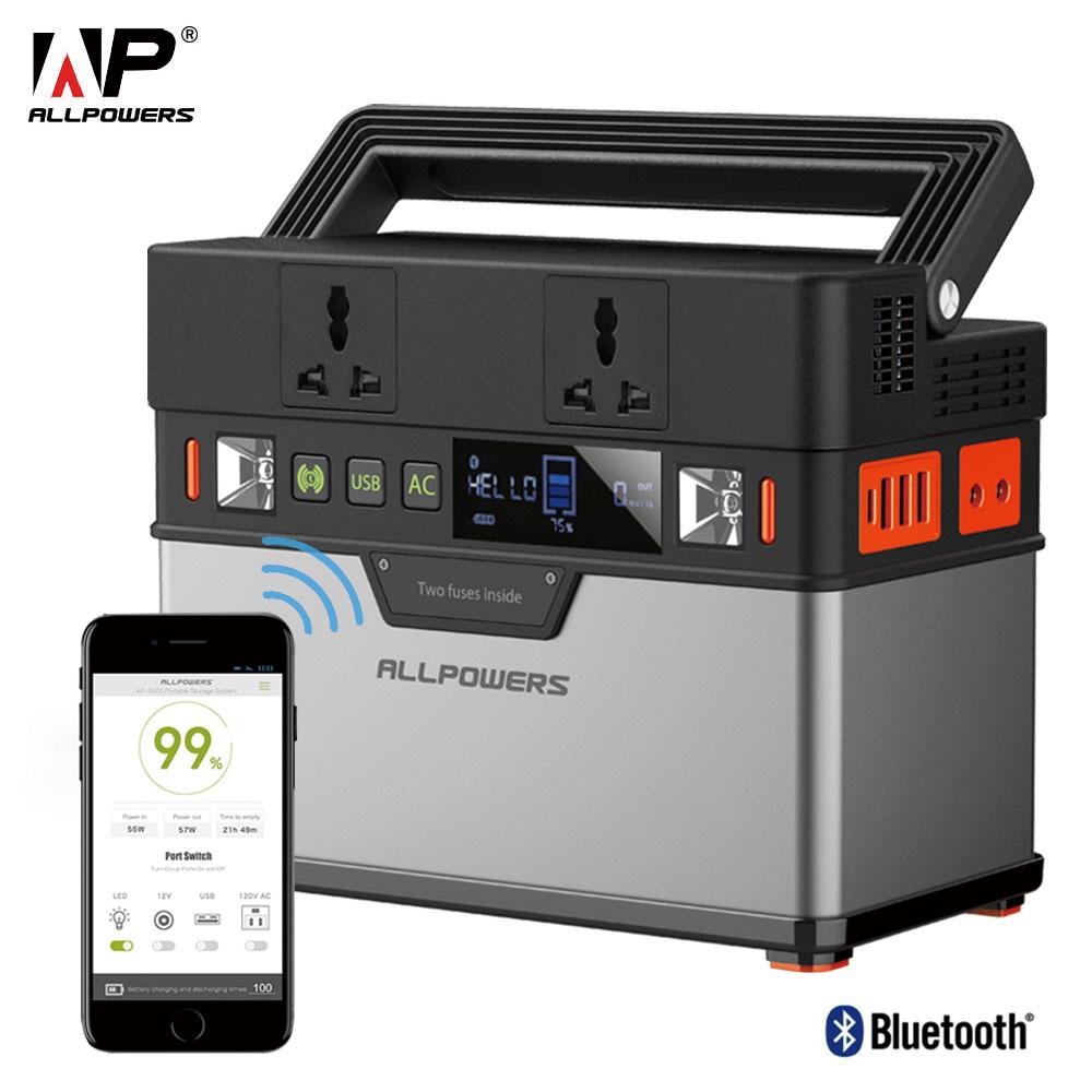 ALLPOWERS générateur portable 375Wh