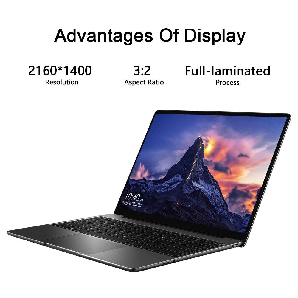 Chuwi-Ordinateur-portable-PC-GemiBook-cran-13-pouces-2K-IPS-LPDDR4X-RAM-de-12-Go-ROM