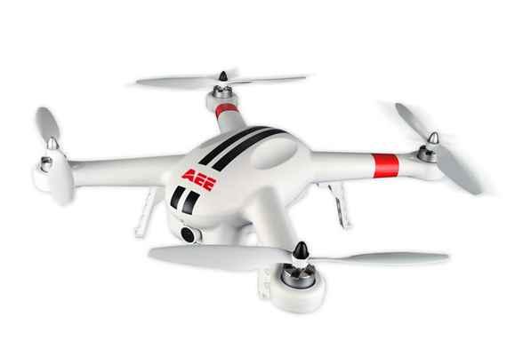 Toruk AP10 Photographie aérienne Quadcopter