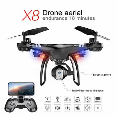 Haute-Performance-Drone-D-endurance-18-Minutes-360-degr-s-de-Roulement-Maintien-D-altitude-480