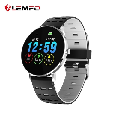 LEMFO-L6-Plein-cran-Tactile-Plus-Mince-Montre-Smart-Watch-IP68-tanche-De-Sports-Multiples-Mode