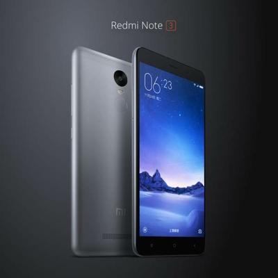 Xiaomi Redmi Note 3 (Dual SIM 4G)